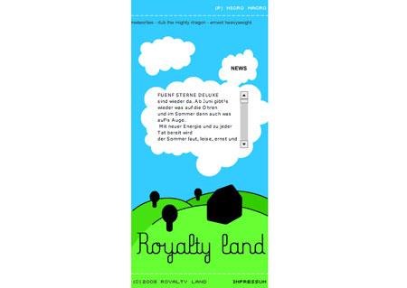 Screenshot Royaltyland